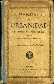 texto 4 el manual de urbanidad de carre o civicayurbanidad rh civicayurbanidad wordpress com el manual de carreno libro gratis Meche Carreno